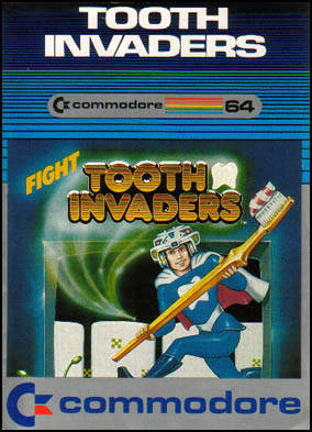 Tooth Invaders Cover Art